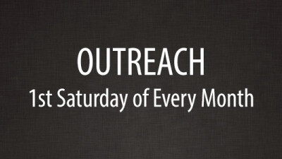 Saturday Outreach