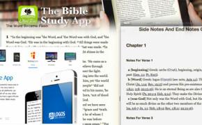 Digital Bible Study Tools