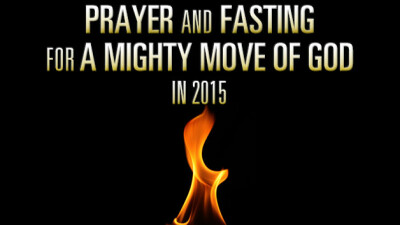 Prayer and Fasting in 2015