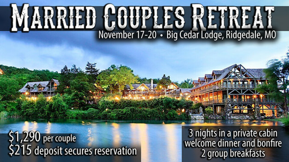 married couples retreat faith christian center in. Black Bedroom Furniture Sets. Home Design Ideas