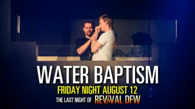 Water Baptism