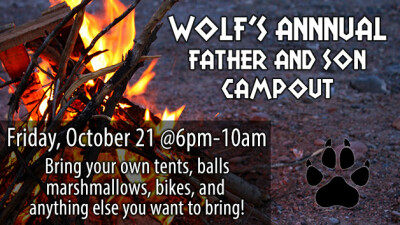 Wolf Campout