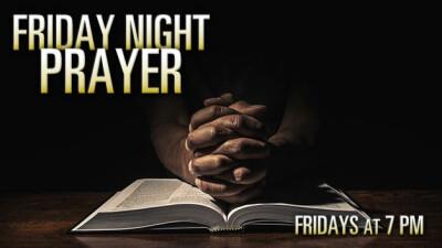 Friday Night Prayer