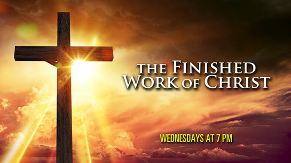 7 PM Wednesday Service