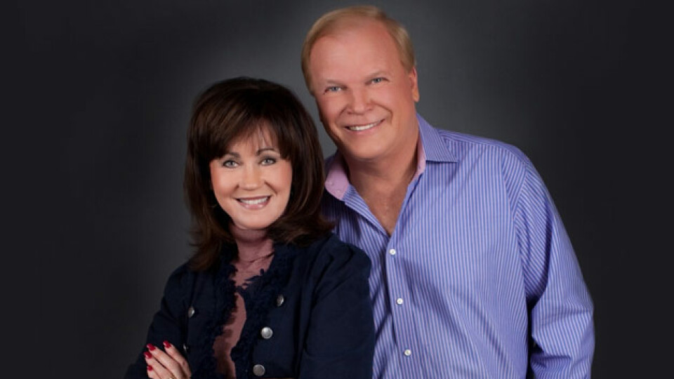 Special Guests Len and Cathy Mink with Gospel Duck