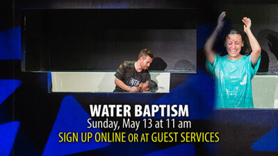 Water Baptism