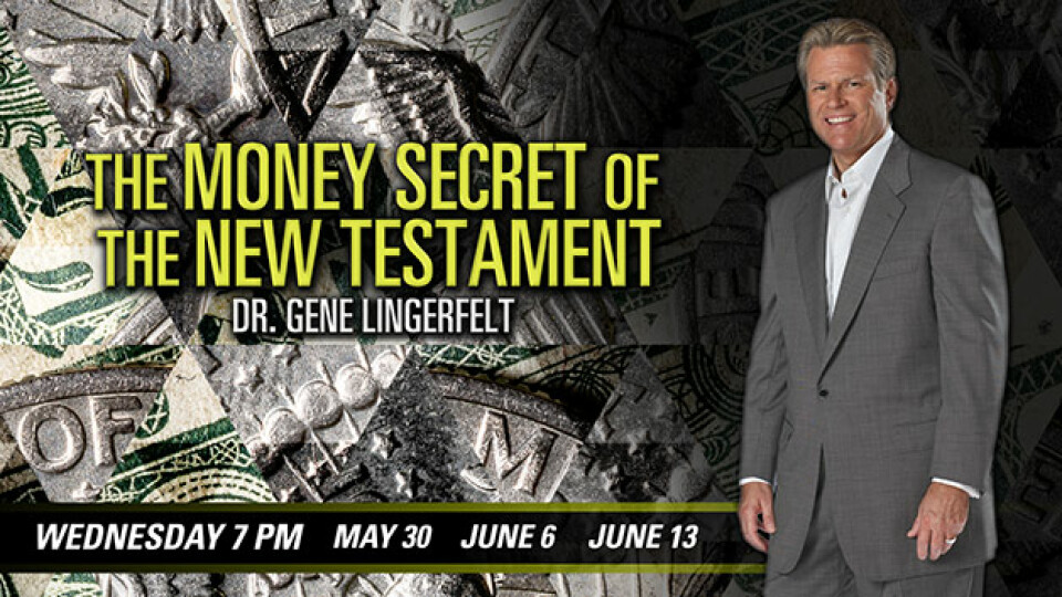 The Money Secret of the New Testament