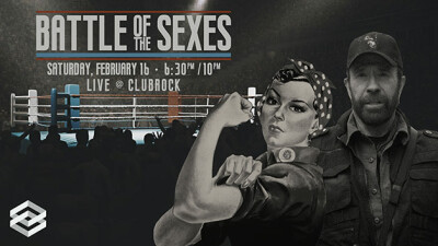 Youth Encounter: Battle of the Sexes