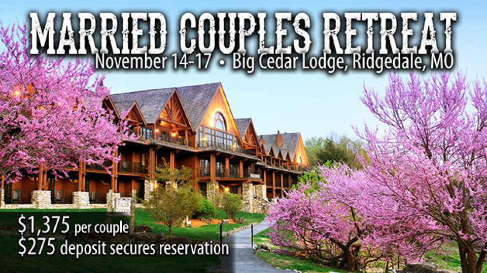 2019 Married Couples Retreat