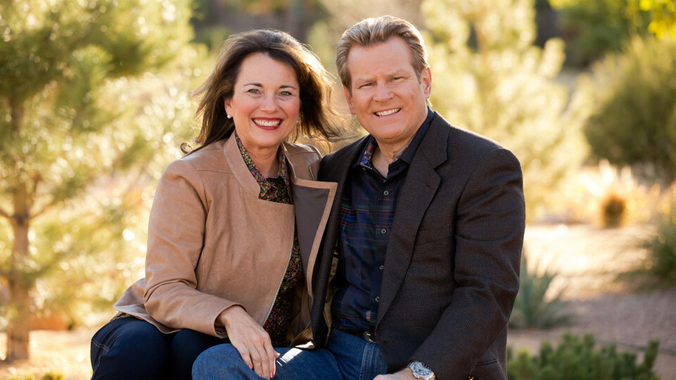 Pastor Gene and Sue Lingerfelt