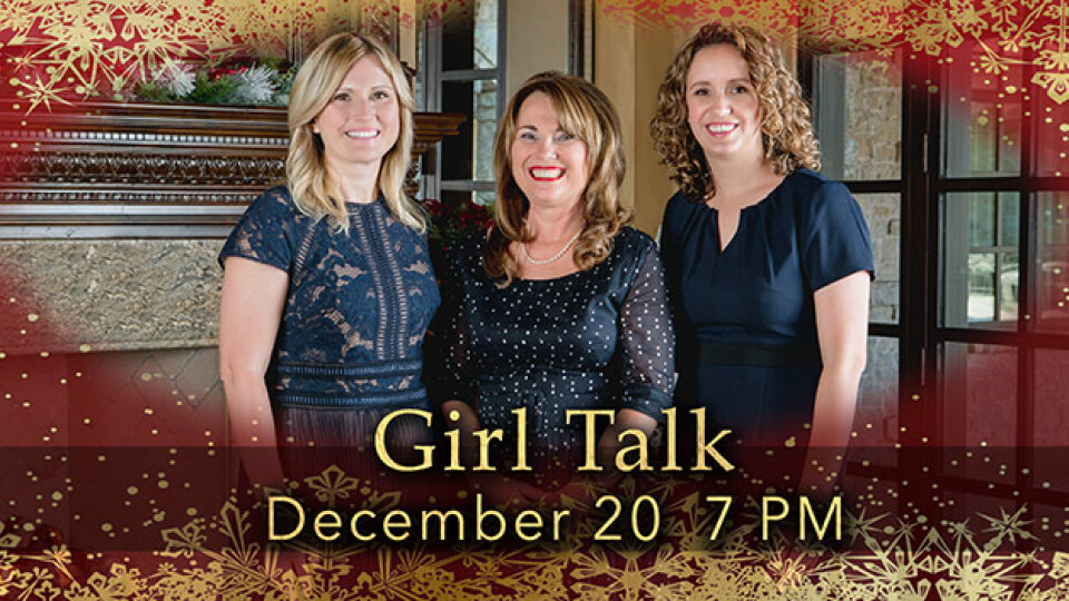 Christmas Girl Talk